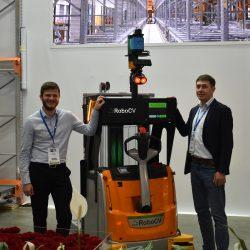 RoboCV на CeMAT RUSSIA 2021